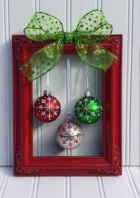 Easy DIY Office Christmas Decoration Ideas 10