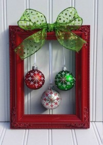 Easy DIY Office Christmas Decoration Ideas 10