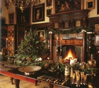 Inspiring Rustic Christmas Fireplace Ideas To Makes Your Home Warmer 31