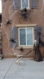 Scary But Creative DIY Halloween Window Decorations Ideas You Should Try 14