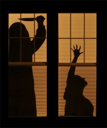 Scary But Creative DIY Halloween Window Decorations Ideas You Should Try 17