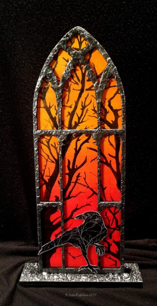 Scary But Creative DIY Halloween Window Decorations Ideas You Should Try 69