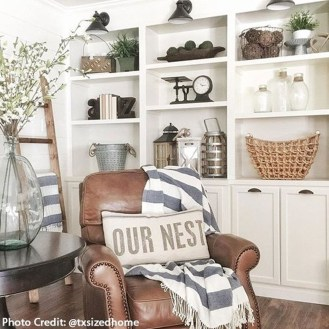Adorable Modern Shabby Chic Home Decoratin Ideas 16