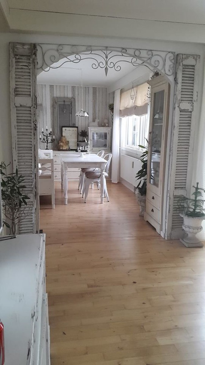 Adorable Modern Shabby Chic Home Decoratin Ideas 21