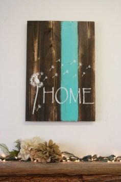 Adorable Modern Shabby Chic Home Decoratin Ideas 56