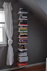 Brilliant Bookshelf Design Ideas For Small Space You Will Love 01