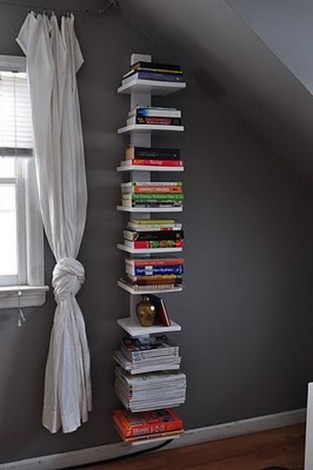 Brilliant Bookshelf Design Ideas For Small Space You Will Love 01