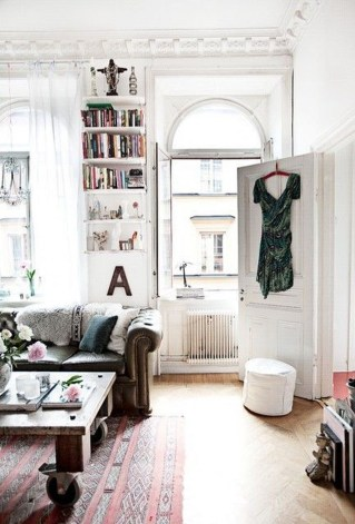 Brilliant Bookshelf Design Ideas For Small Space You Will Love 02