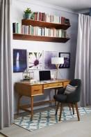 Brilliant Bookshelf Design Ideas For Small Space You Will Love 08