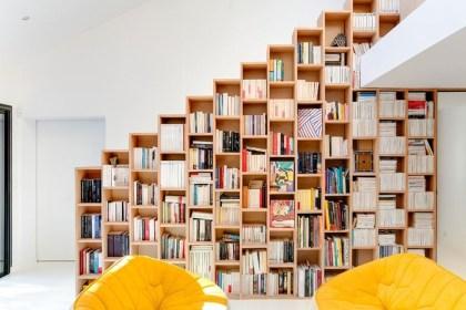Brilliant Bookshelf Design Ideas For Small Space You Will Love 15