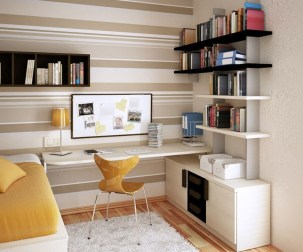 Brilliant Bookshelf Design Ideas For Small Space You Will Love 28