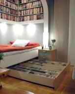 Brilliant Bookshelf Design Ideas For Small Space You Will Love 42