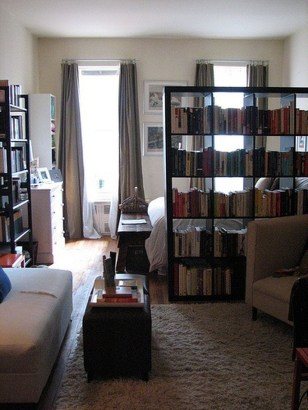Brilliant Bookshelf Design Ideas For Small Space You Will Love 59