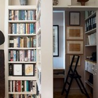 Brilliant Bookshelf Design Ideas For Small Space You Will Love 60