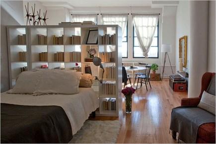 Brilliant Bookshelf Design Ideas For Small Space You Will Love 69