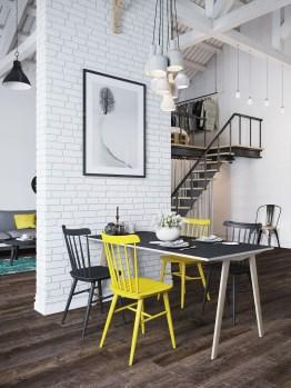 Cozy Scandinavian Interior Design Ideas For Your Apartment 43