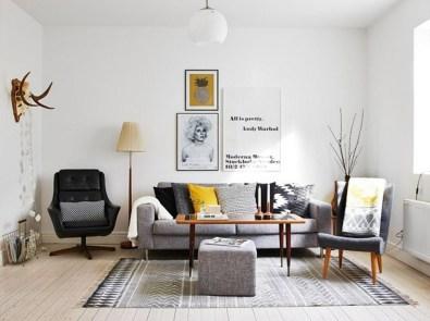 Cozy Scandinavian Interior Design Ideas For Your Apartment 93