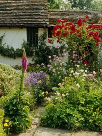 Cozy And Relaxing Country Garden Decoration Ideas You Will Totally Love 11