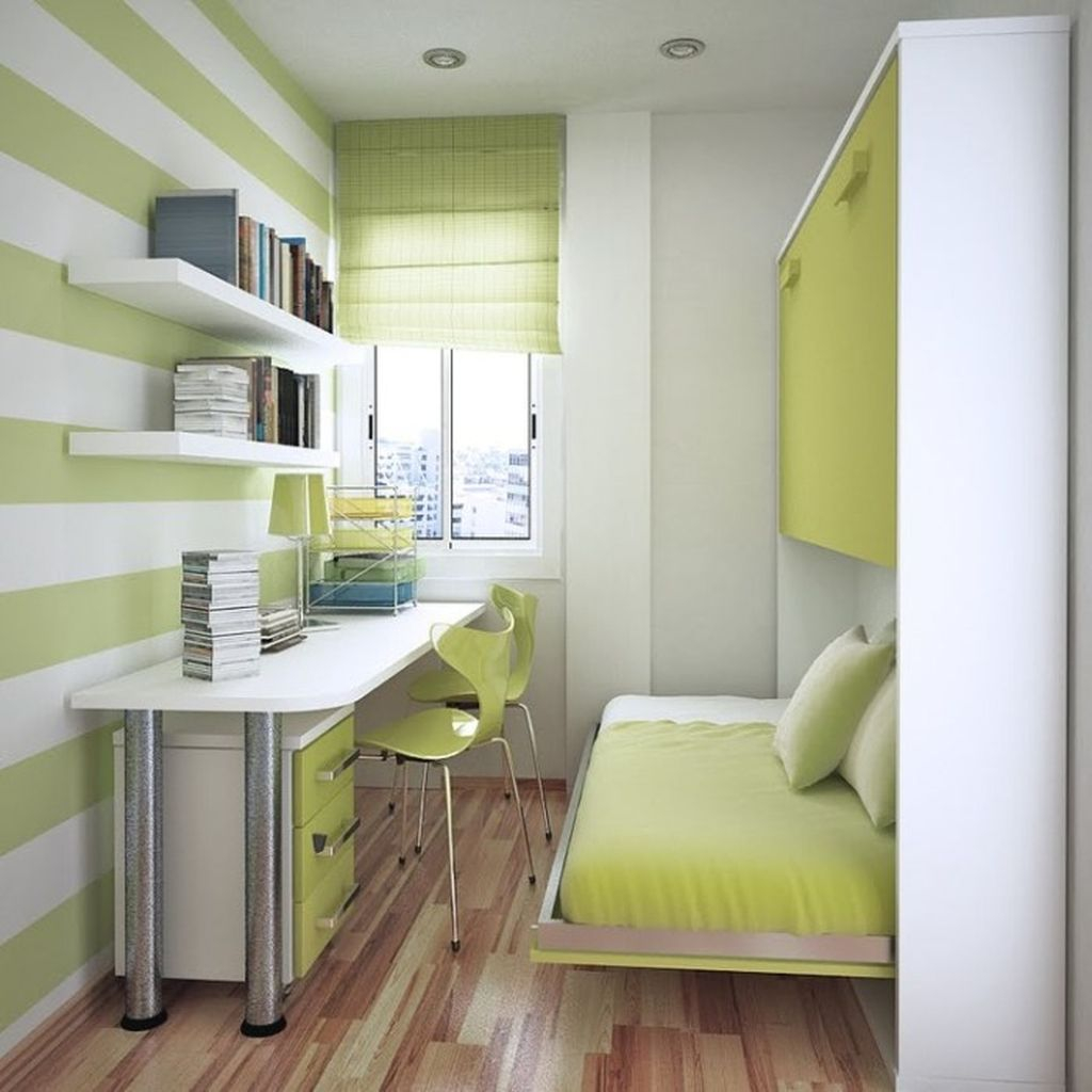Cute Boys Bedroom Design Ideas For Small Space 06