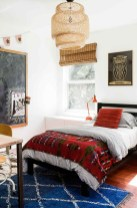 Cute Boys Bedroom Design Ideas For Small Space 38
