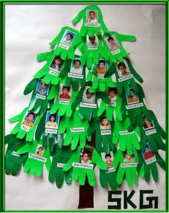 Cute Christmas Decoration Ideas Your Kids Will Totally Love 13