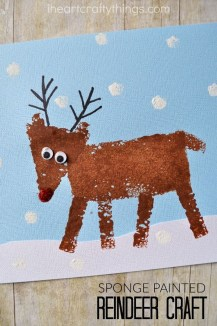 Cute Christmas Decoration Ideas Your Kids Will Totally Love 14