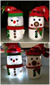 Cute Christmas Decoration Ideas Your Kids Will Totally Love 48