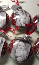 Easy And Creative DIY Photo Christmas Ornaments Ideas 01
