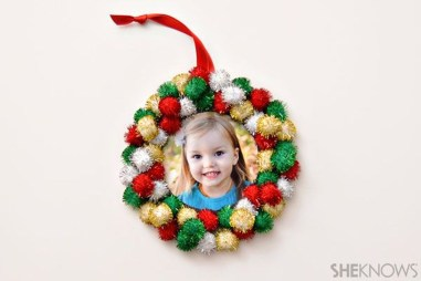 Easy And Creative DIY Photo Christmas Ornaments Ideas 05
