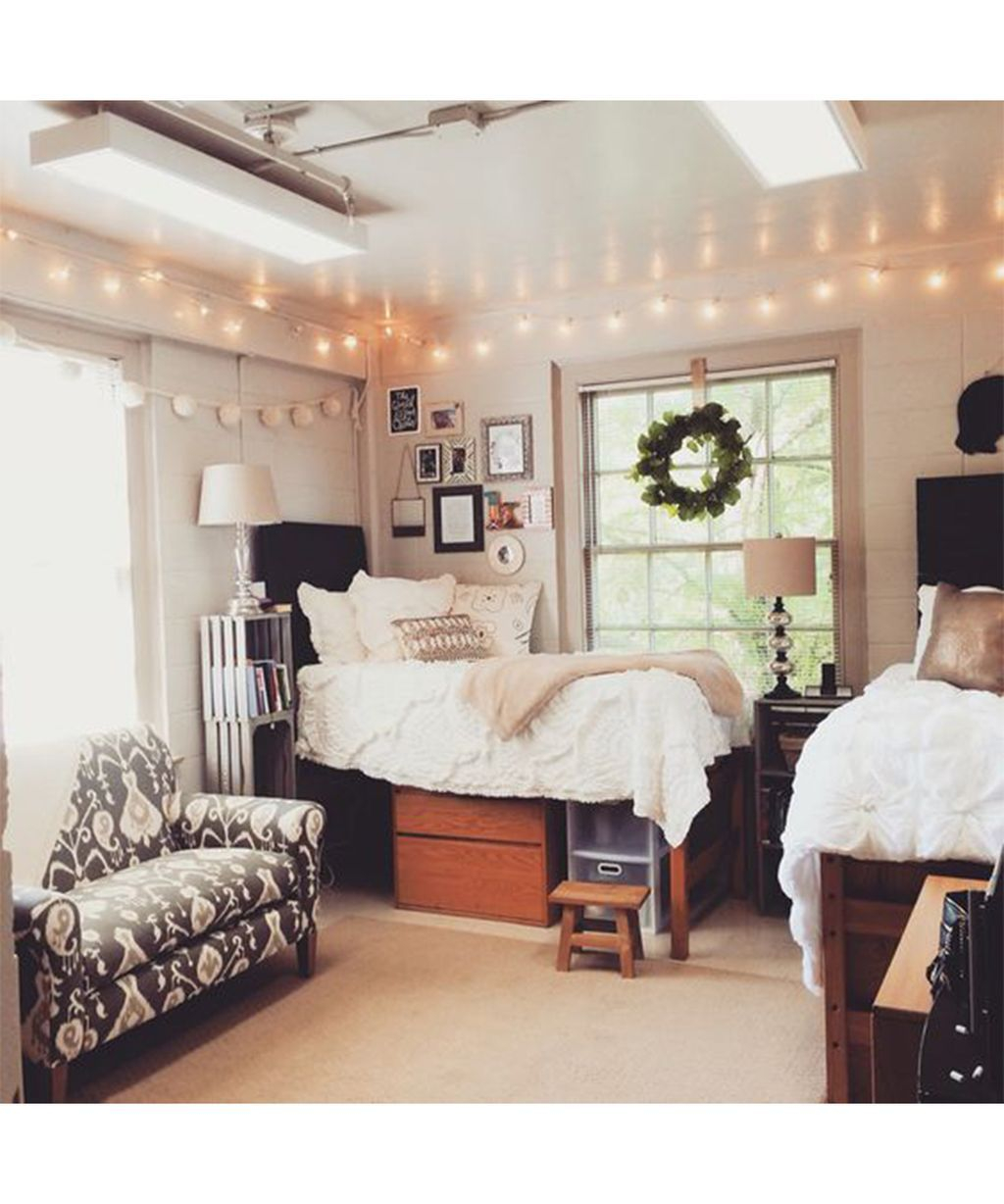 Elegant Teenage Girls Bedroom Decoration Ideas 06