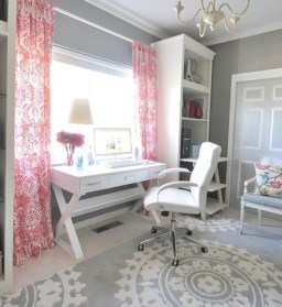 Elegant Teenage Girls Bedroom Decoration Ideas 14