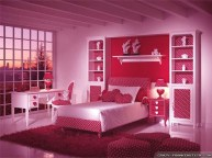 Elegant Teenage Girls Bedroom Decoration Ideas 37