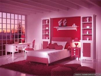 Elegant Teenage Girls Bedroom Decoration Ideas 37