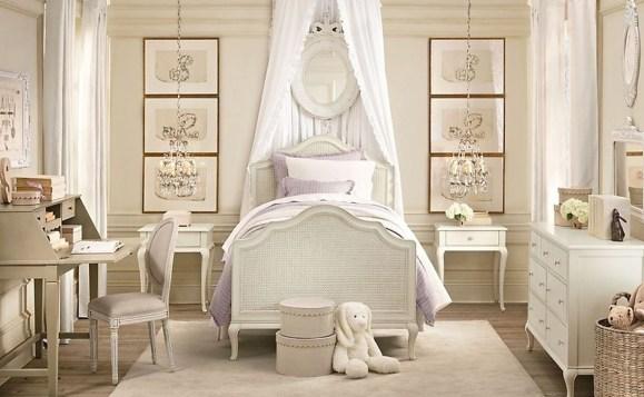 Elegant Teenage Girls Bedroom Decoration Ideas 64