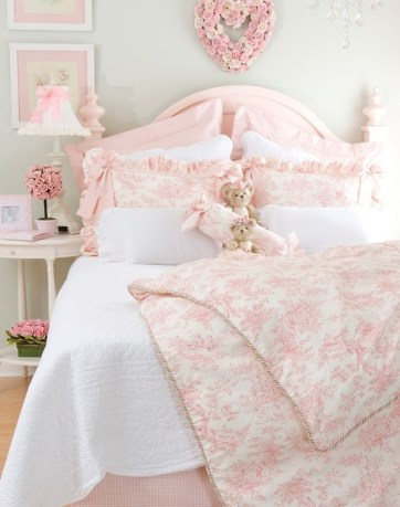 Elegant Teenage Girls Bedroom Decoration Ideas 72