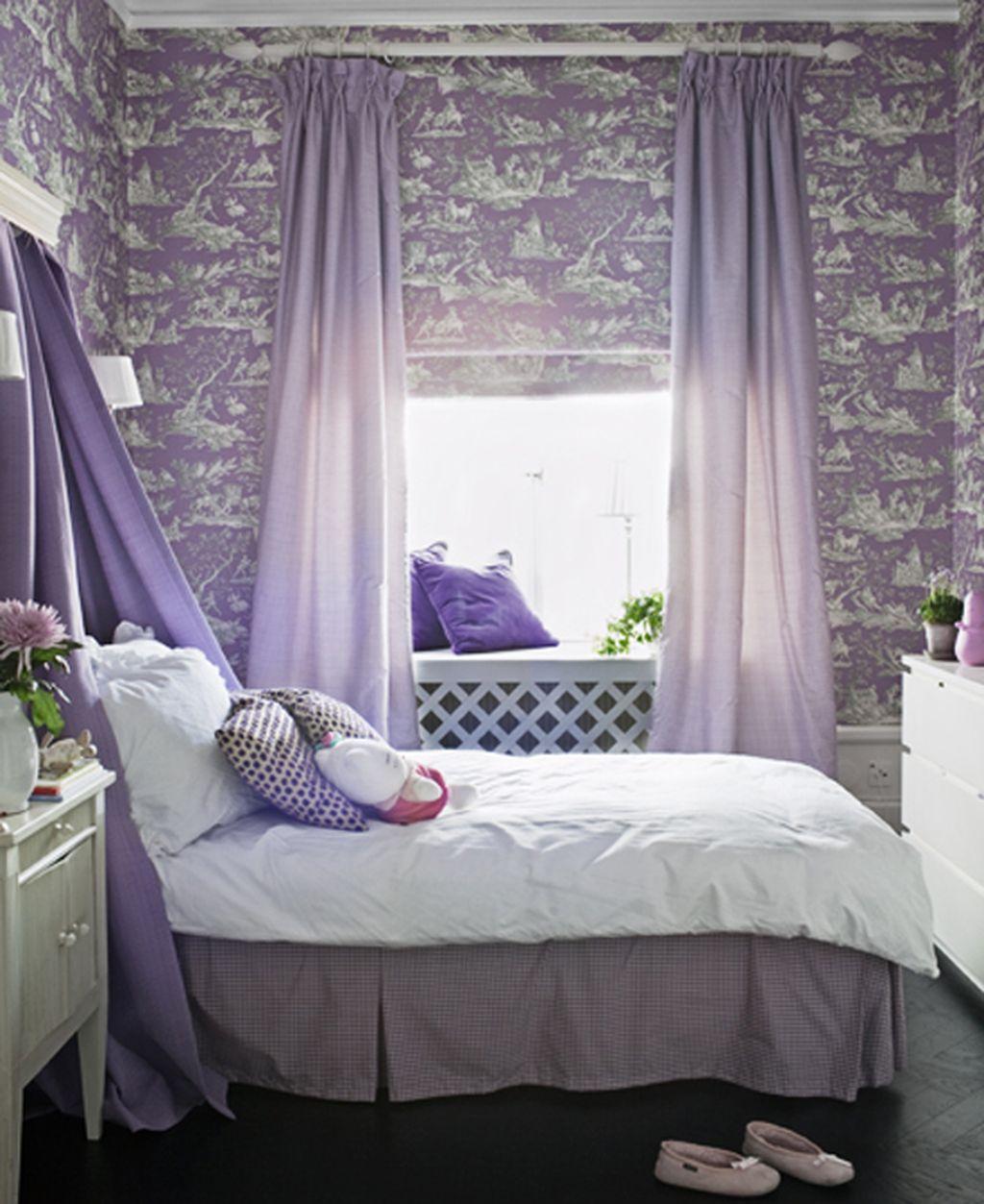 Elegant Teenage Girls Bedroom Decoration Ideas 81