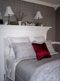 Gorgeous Vintage Master Bedroom Decoration Ideas 01