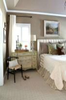 Gorgeous Vintage Master Bedroom Decoration Ideas 31