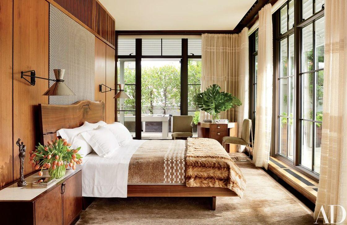 Gorgeous Vintage Master Bedroom Decoration Ideas 41