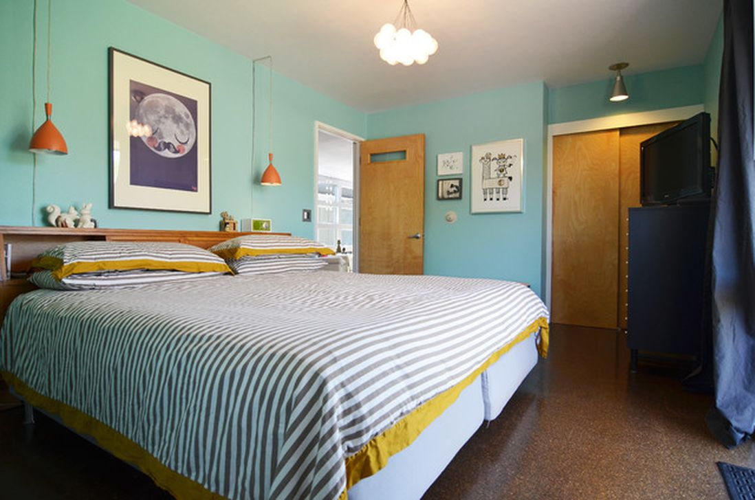 Gorgeous Vintage Master Bedroom Decoration Ideas 51