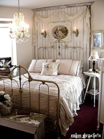 Gorgeous Vintage Master Bedroom Decoration Ideas 59
