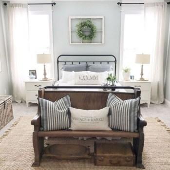 Gorgeous Vintage Master Bedroom Decoration Ideas 64