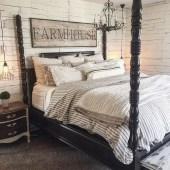 Gorgeous Vintage Master Bedroom Decoration Ideas 67