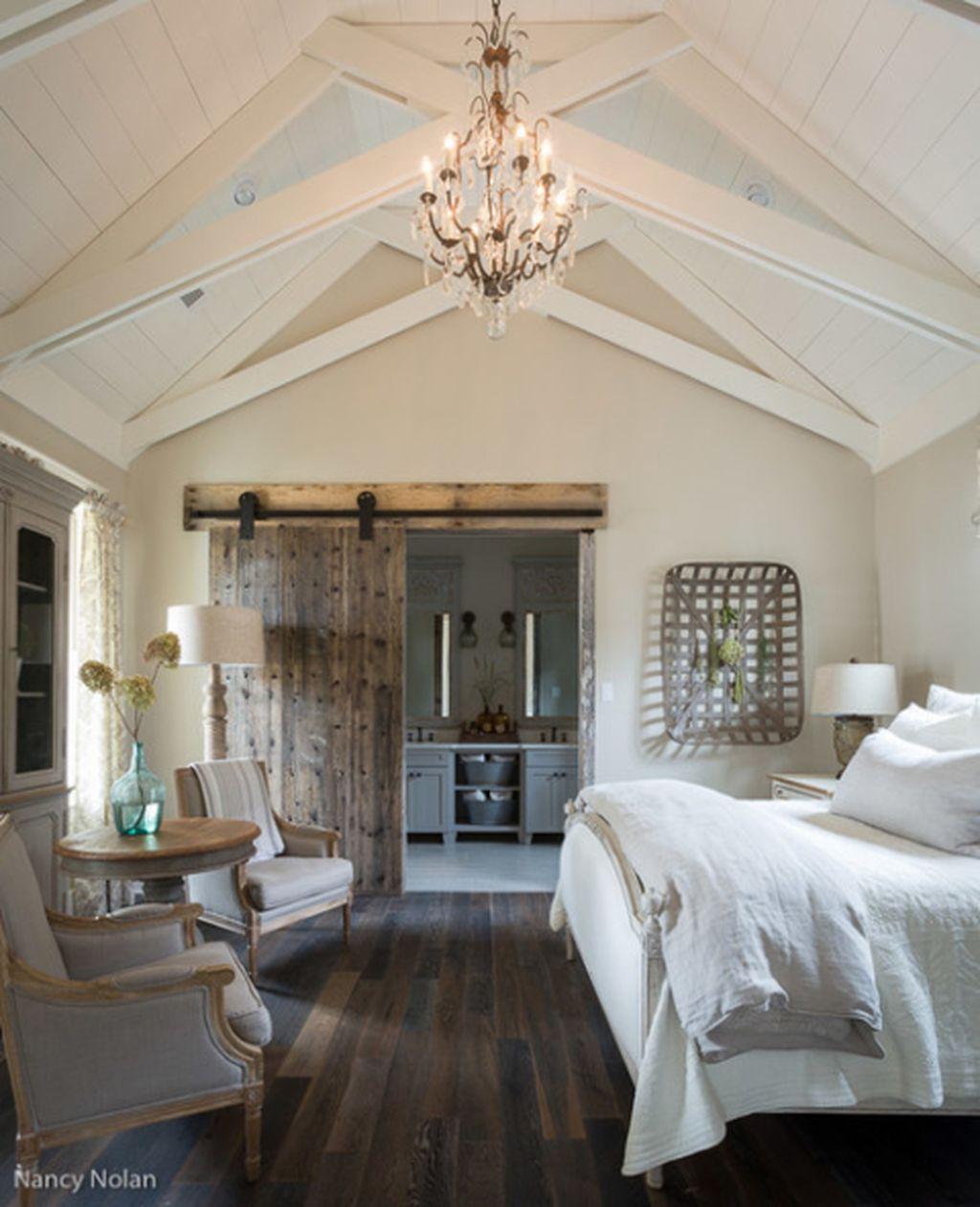 Gorgeous Vintage Master Bedroom Decoration Ideas 78