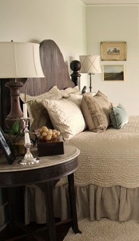 Gorgeous Vintage Master Bedroom Decoration Ideas 83