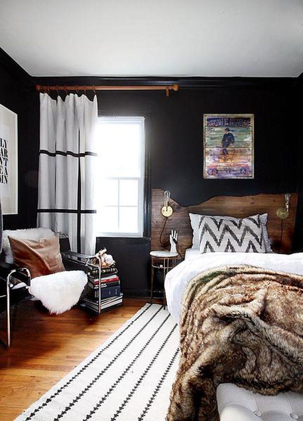 Gorgeous Vintage Master Bedroom Decoration Ideas 96