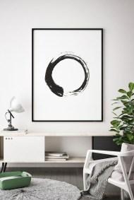 Inspiring Modern Wall Art Decoration Ideas 37