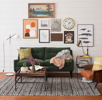 Inspiring Modern Wall Art Decoration Ideas 39