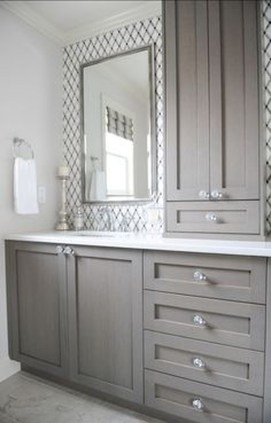 Inspiring Rustic Bathroom Vanity Remodel Ideas 35