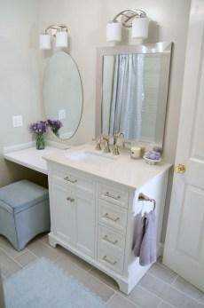 Inspiring Rustic Bathroom Vanity Remodel Ideas 49
